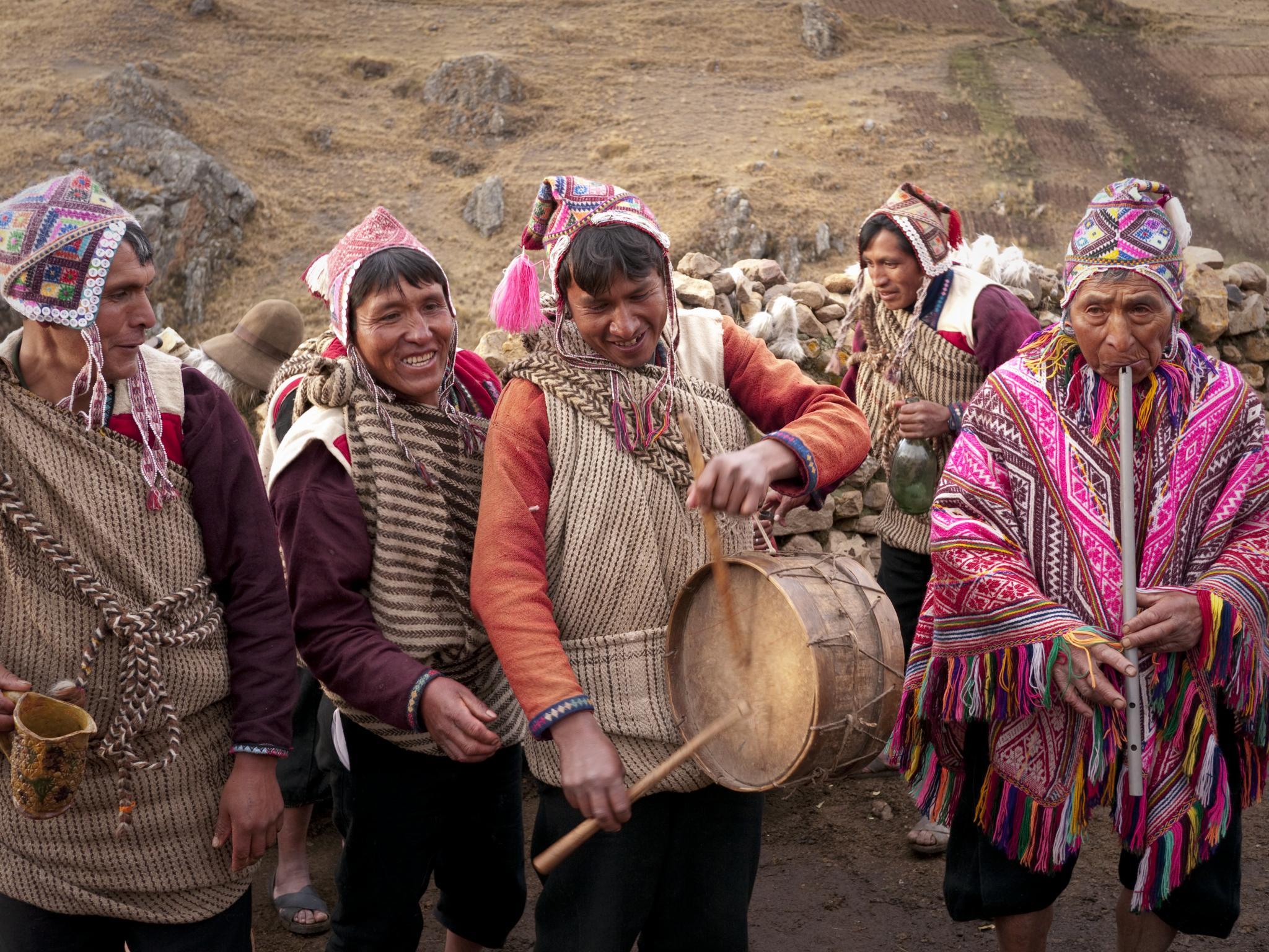music de peru Peruvian music Peru running retreat by Aire Libre