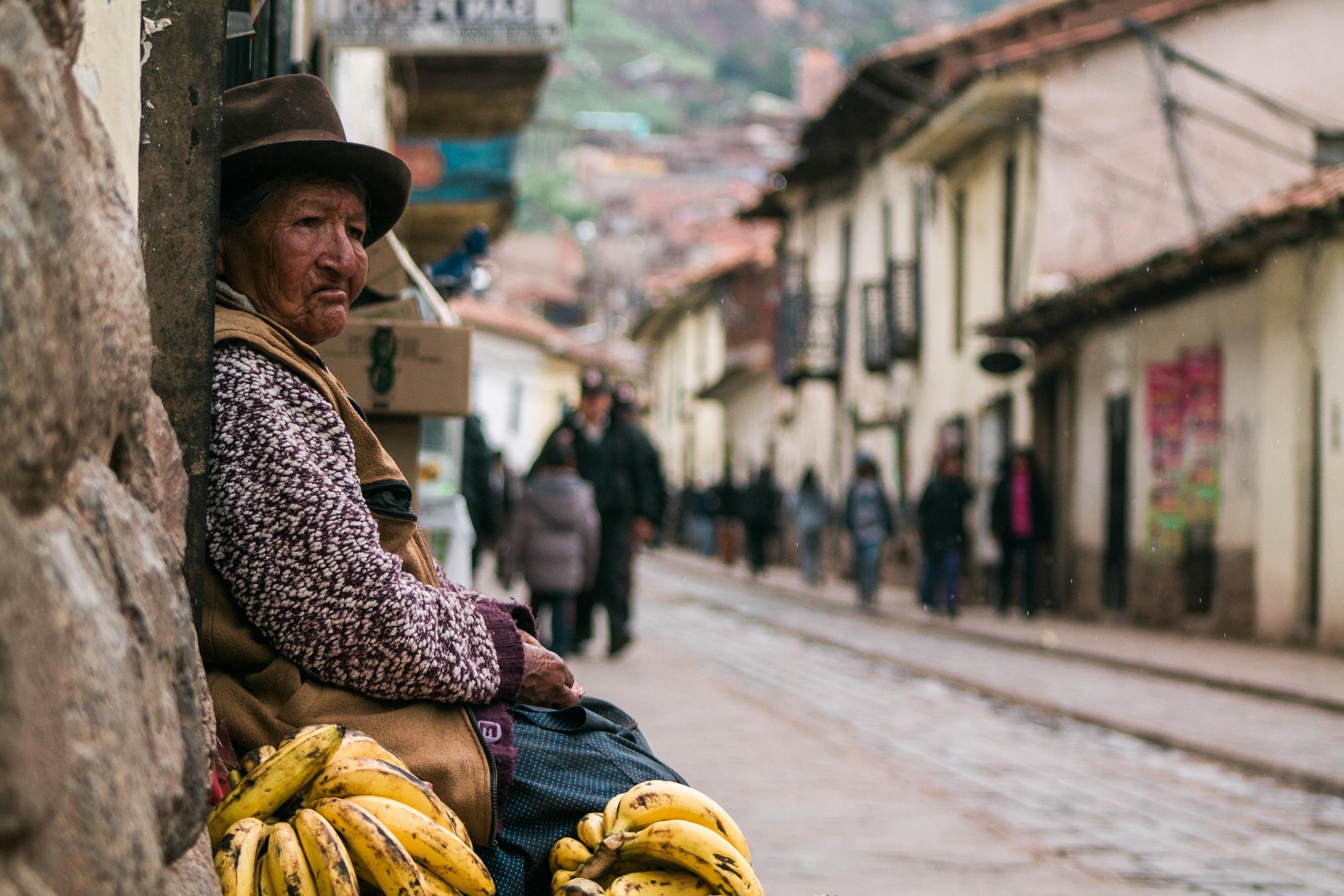 cusco Peru running retreat by Aire Libre