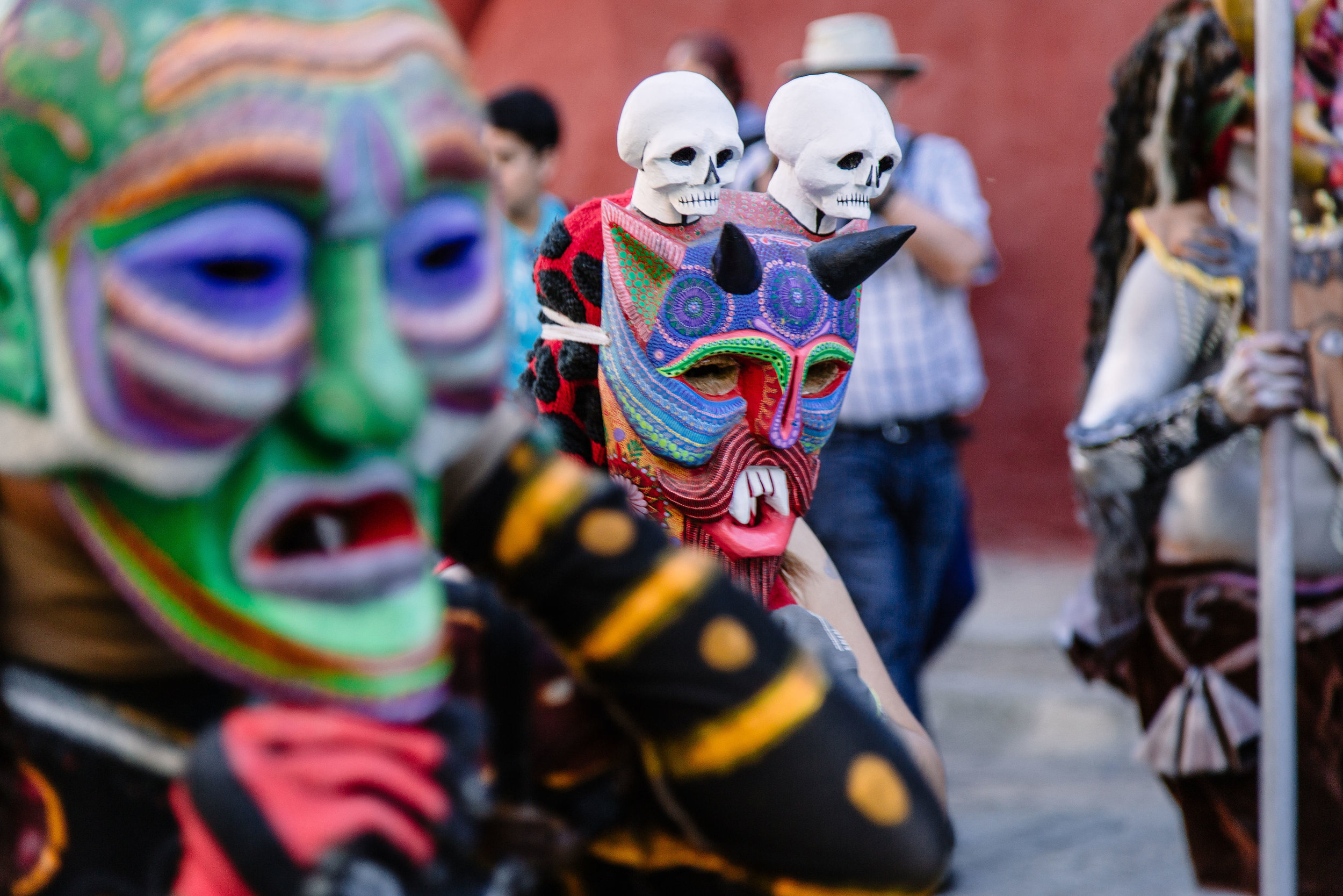 Oaxaca day of the dead - Oct 31th - Nov 6th, 2019