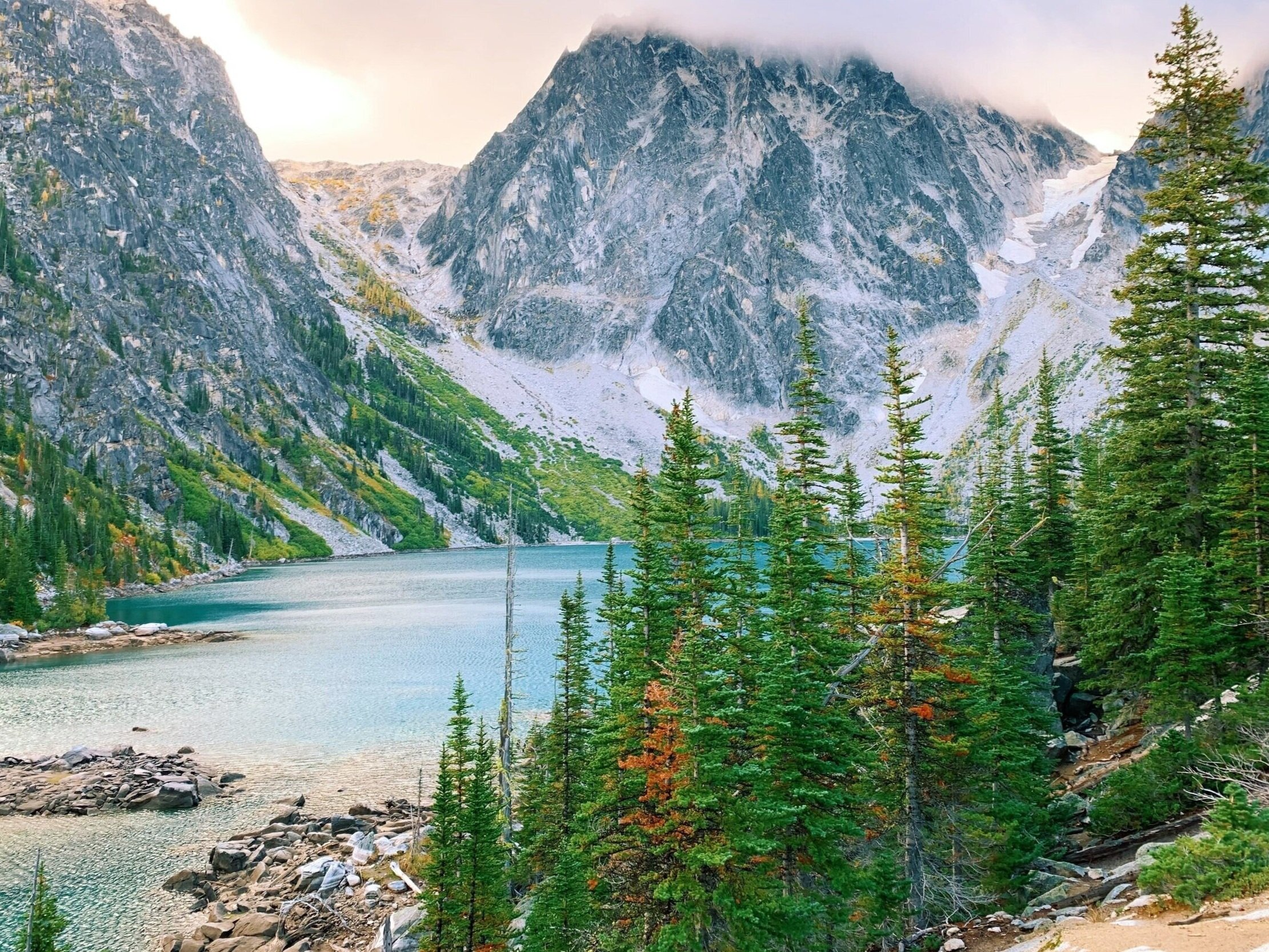 Cascade Mountains, WA. running Vacations - May 22th - 25th, 2020