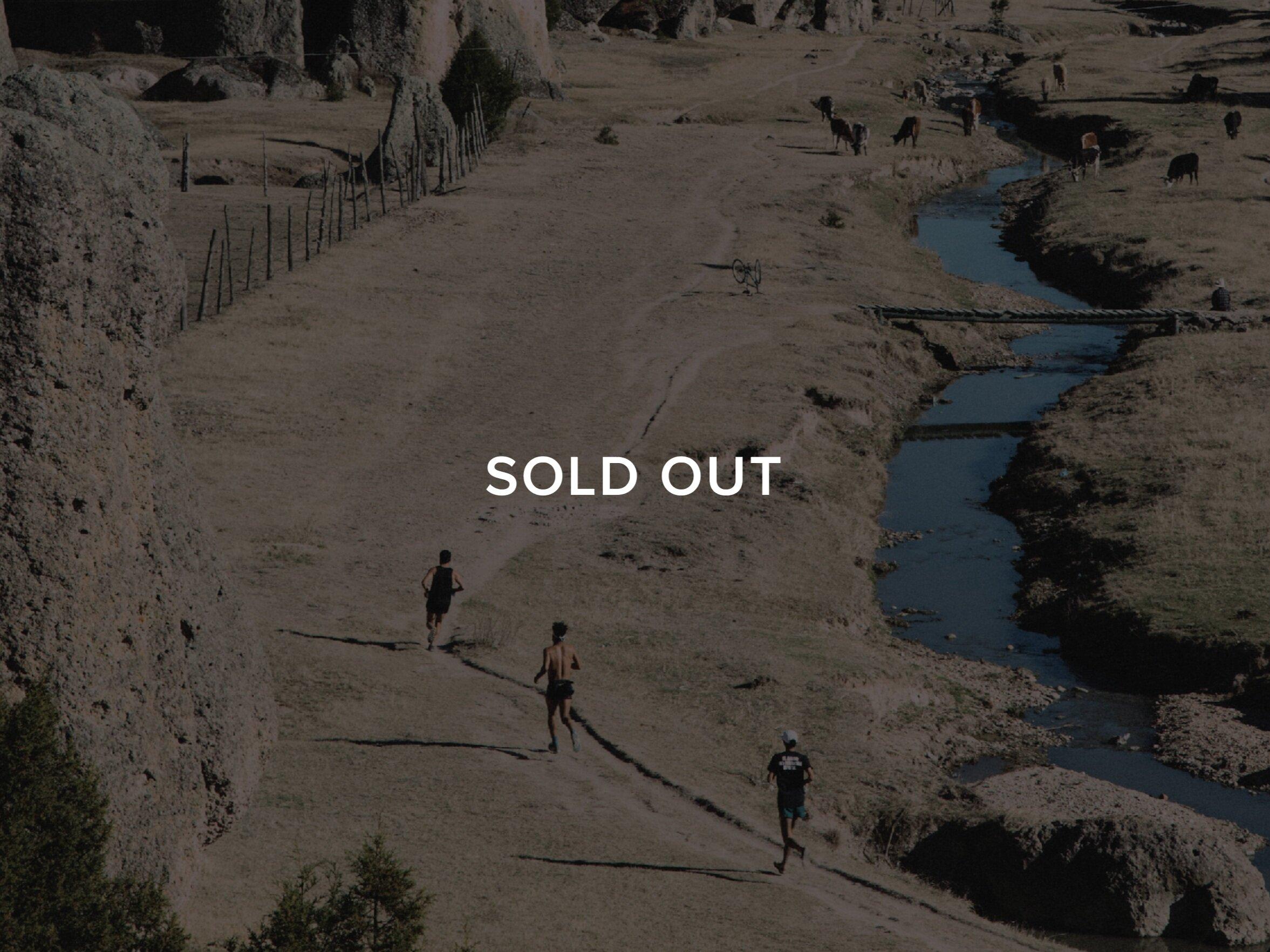 Tarahumara & Copper Canyon Running Holiday - Oct 10th - 15th, 2019