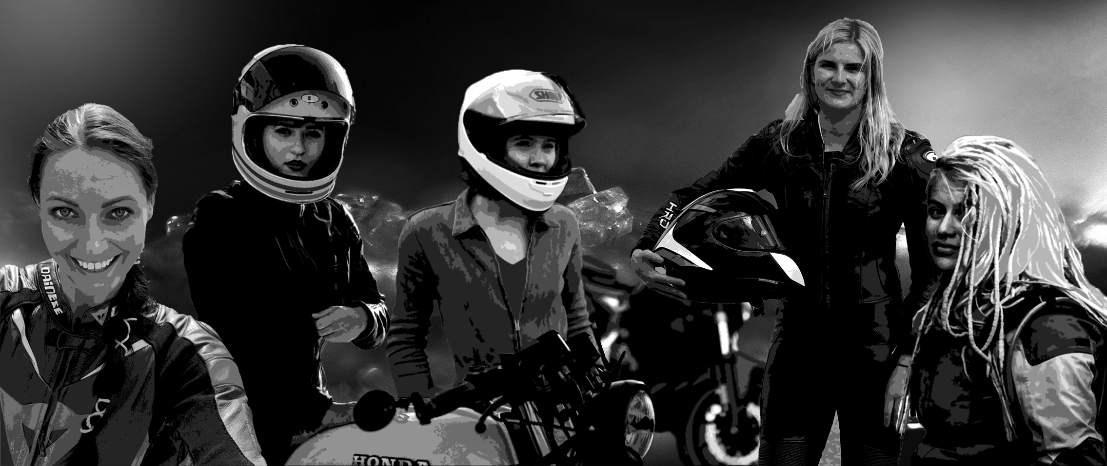 female motorcycle bloggers