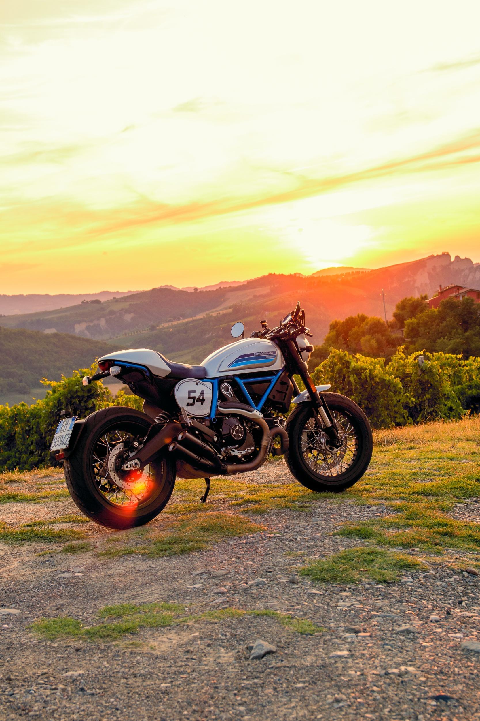 Ducati Scrambler Cafè Racer