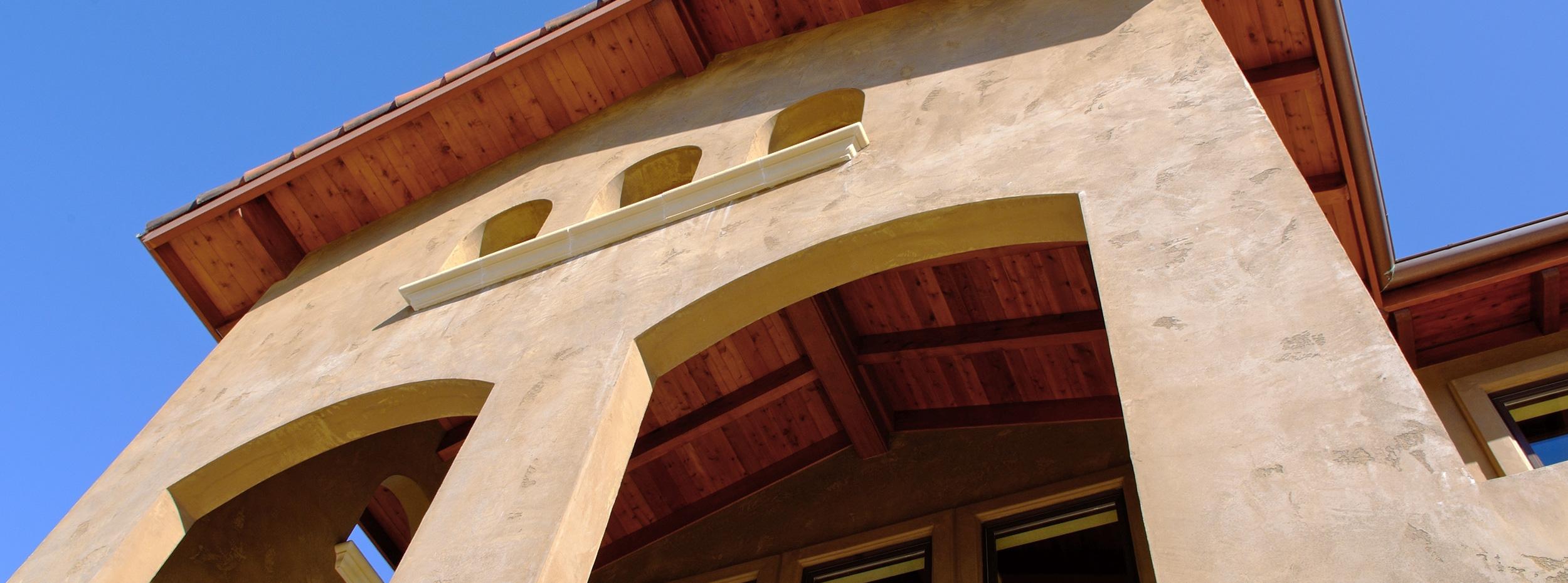 Napa Valley Italian Villa -