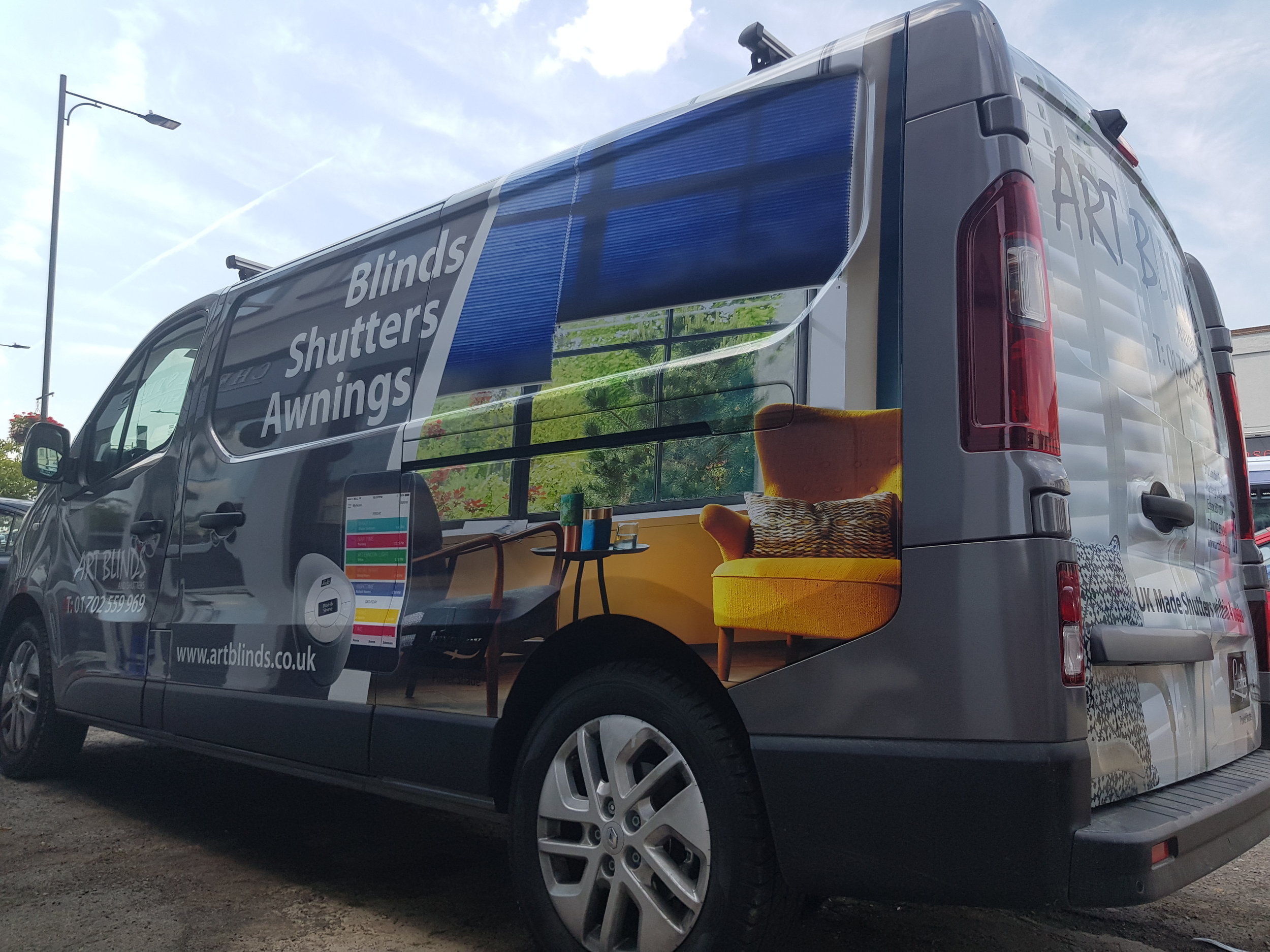 Part Wrap, Digitally printed vehicle graphics.jpg