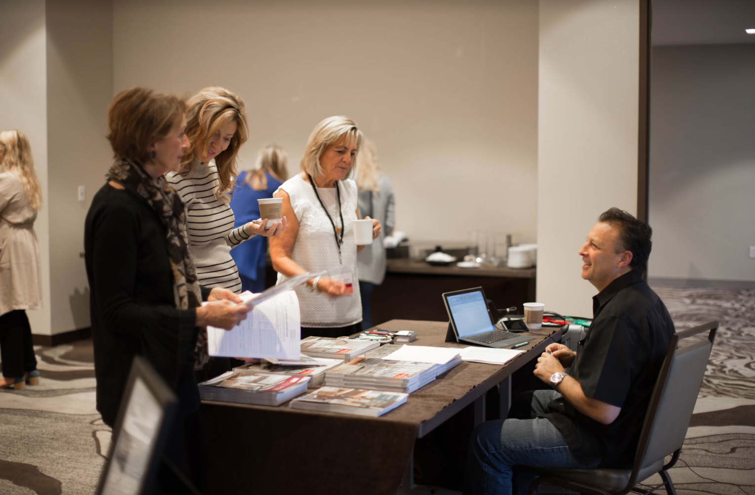 Become a Sponsor - Do you want your product to be seen by hundreds of Home Stagers across the country? Become a sponsor for our Home Staging Summit and gain more partners than ever!