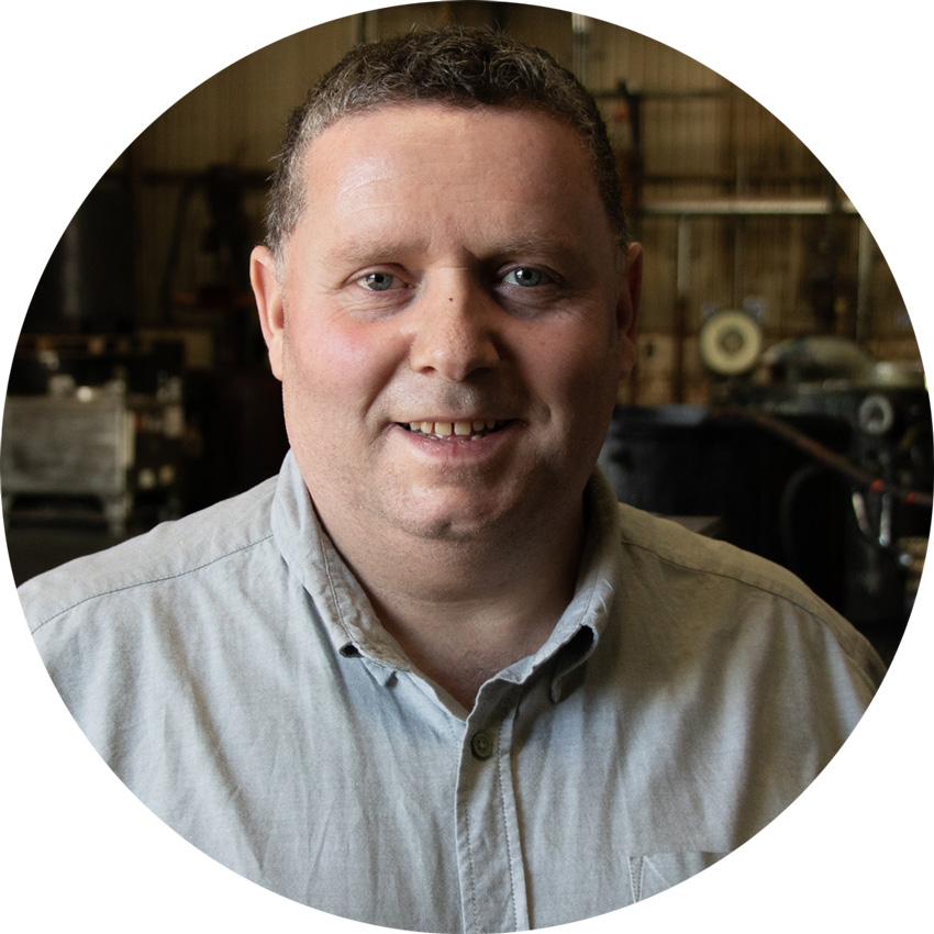 STEPHEN MORGAN - PRODUCTION MANAGERStephen joined TTC in 2018 as production manager at the Oldbury site. He has 30 years experience in manufacturing within the coloured plastics industry.smorgan@ttc-colours.com