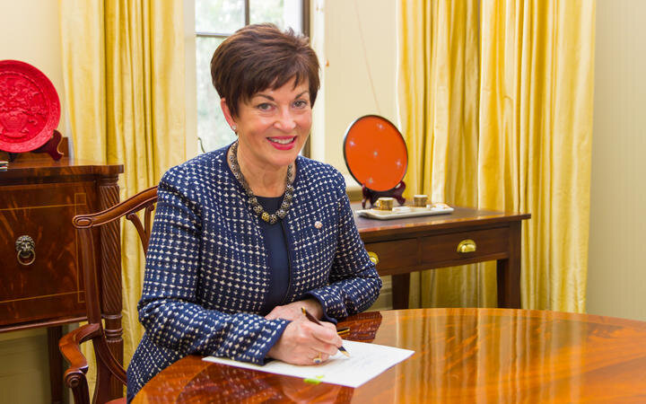 Governor-General - Dame Patsy Reddy