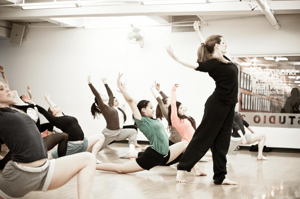 """Tracie Stanfield's work is inspiring."" - -Dance Magazine"