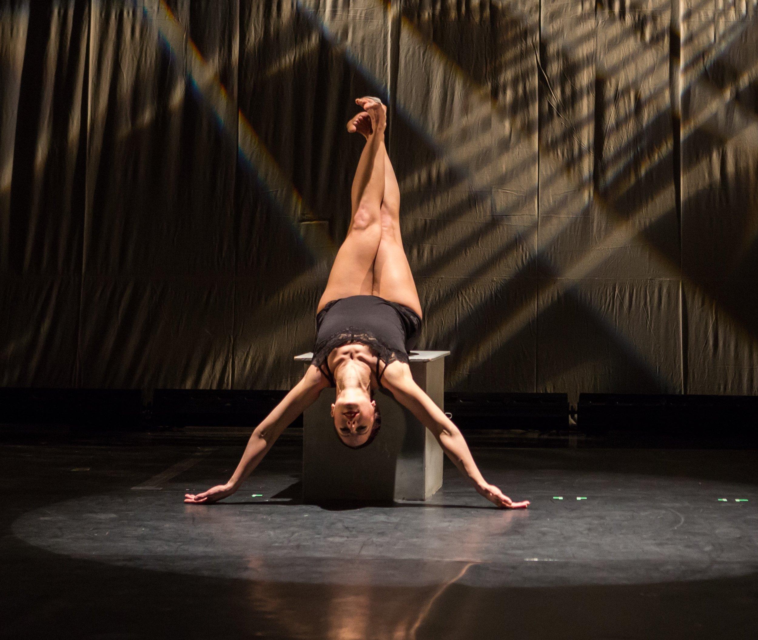 Tracie Stanfield is '...an innovative voice in the expanding form of jazz dance...' - www.JazzDanceEnews.com
