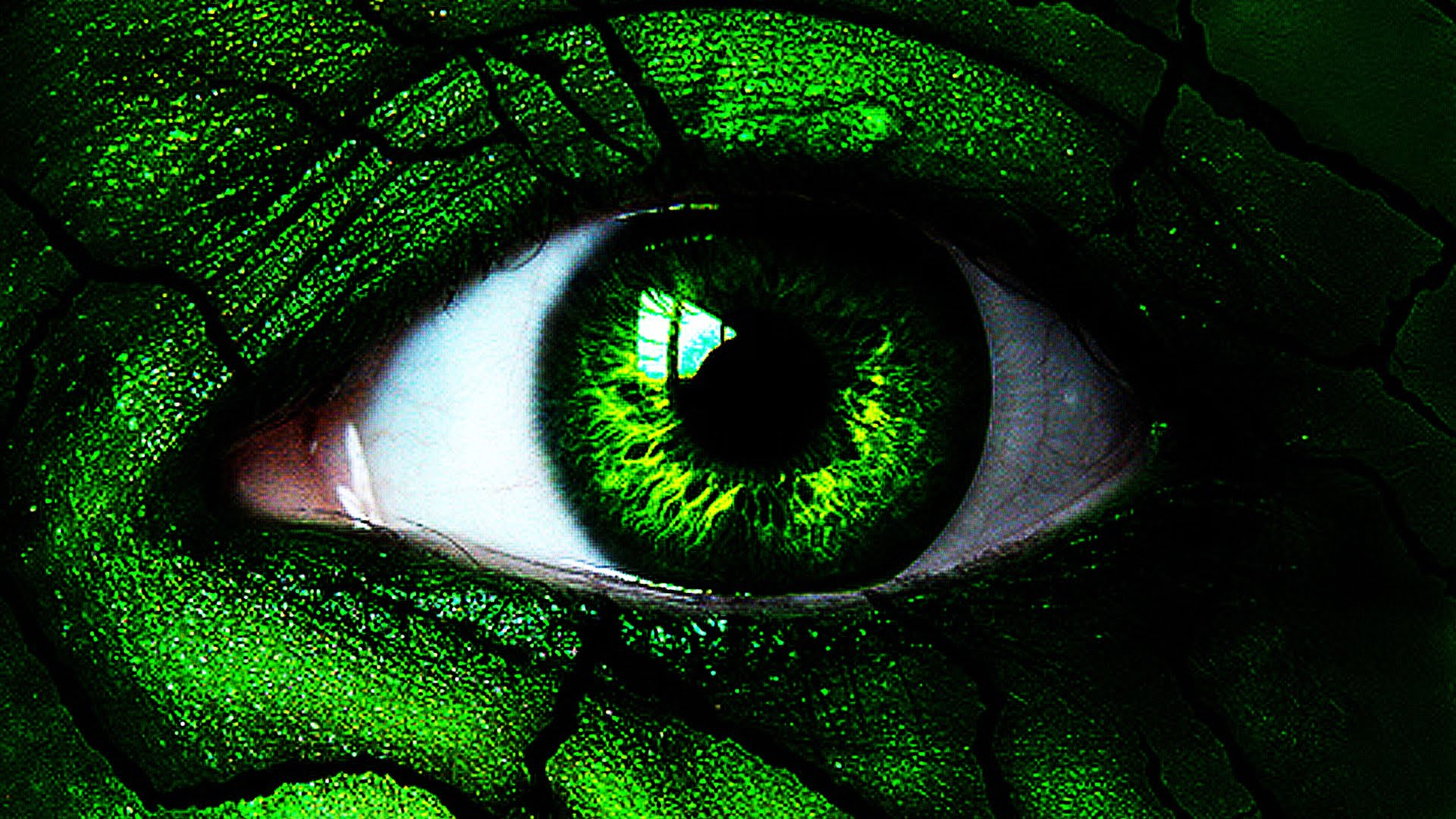 """Jealousy is the """"green-eyed monster."""""""