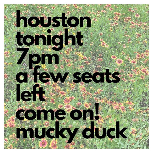 Hey Houston! Coming your way in a few hours. Come on down! 🕺🏽@theduckhouston #singersongwriter #atxmusic #music #livemusic #applemusic #livemusichouston #htx #alternative #singer