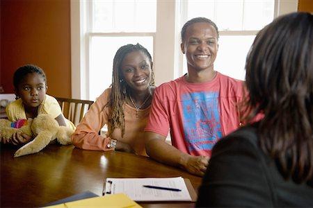 Mortgage Loan Signing