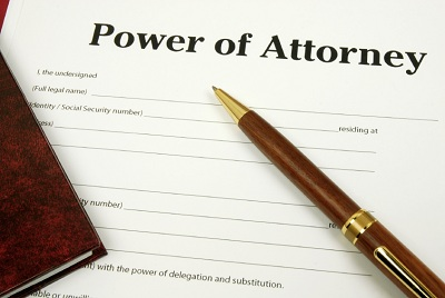 Notary for Power of Attorney