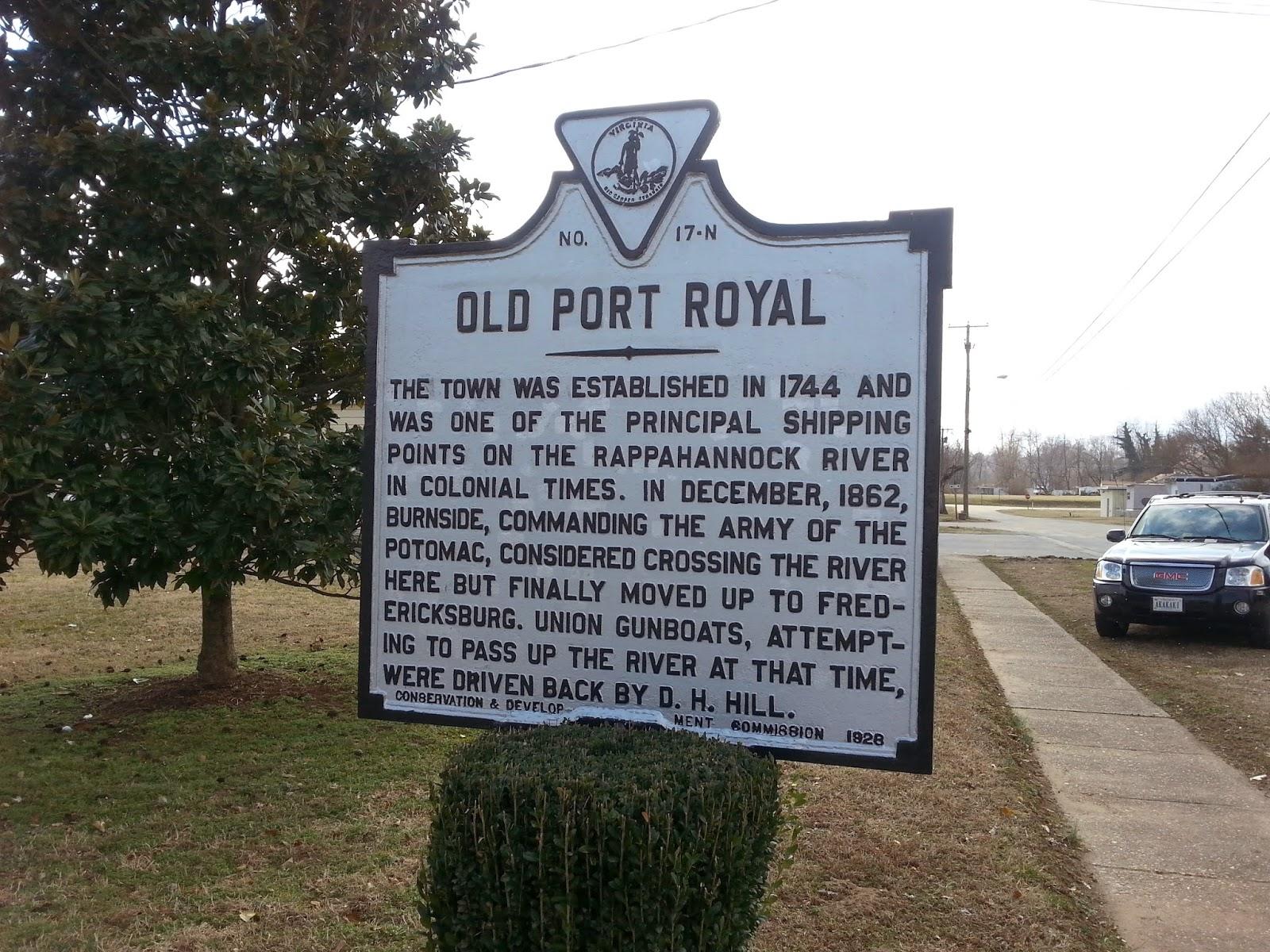 Mobile Notary Near Port Royal VA