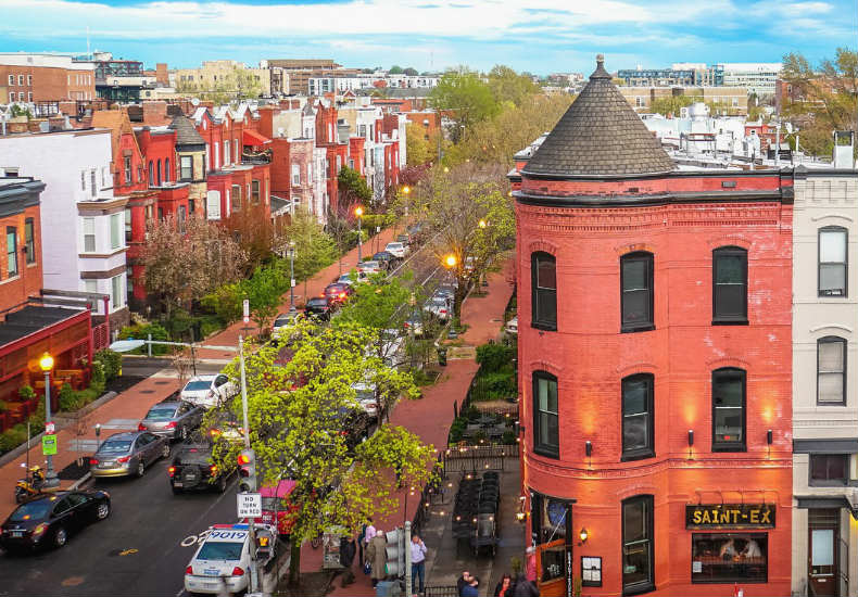 Mobile Notary in Northwest DC