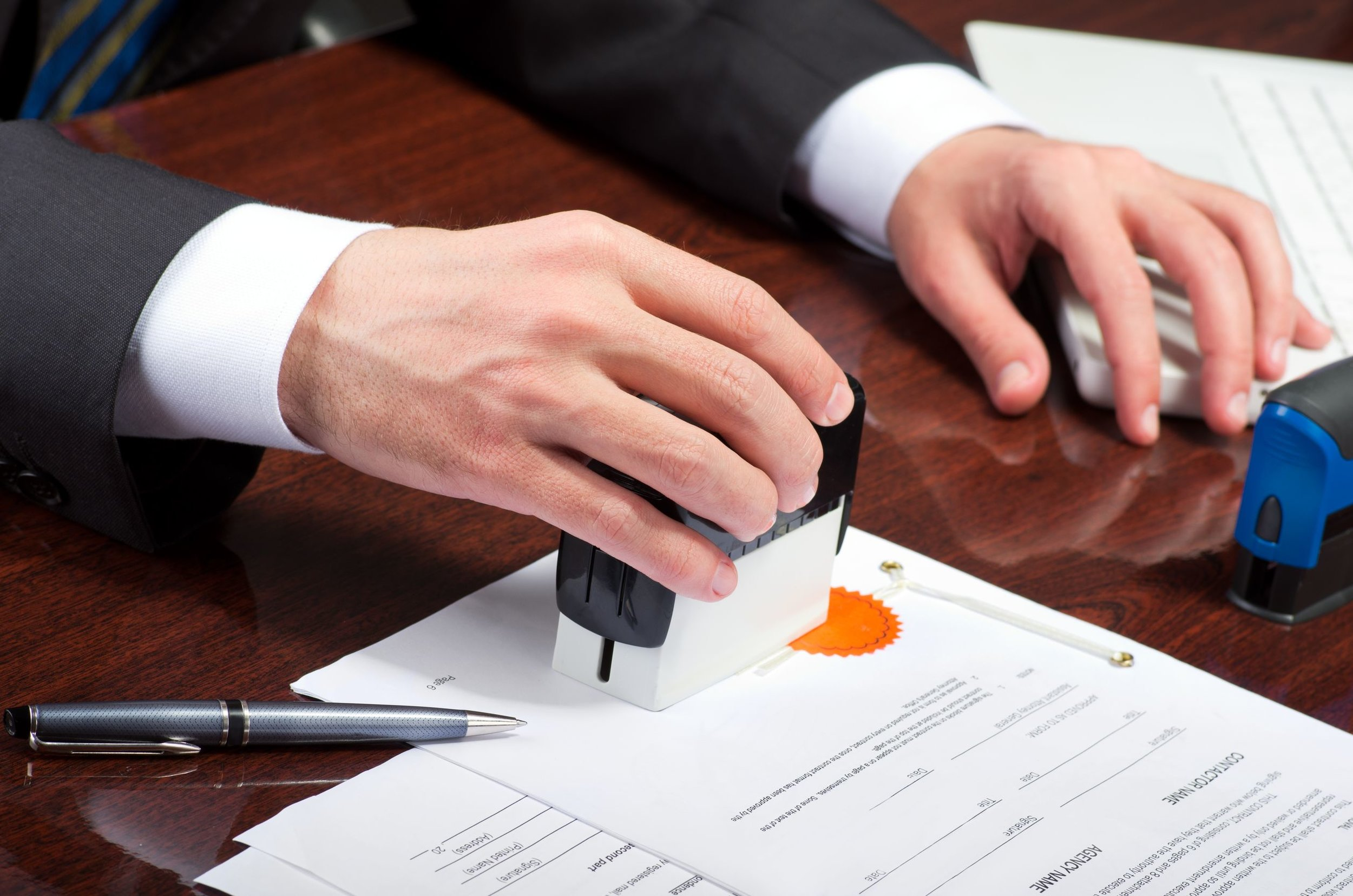 Notary for Real Estate Documents