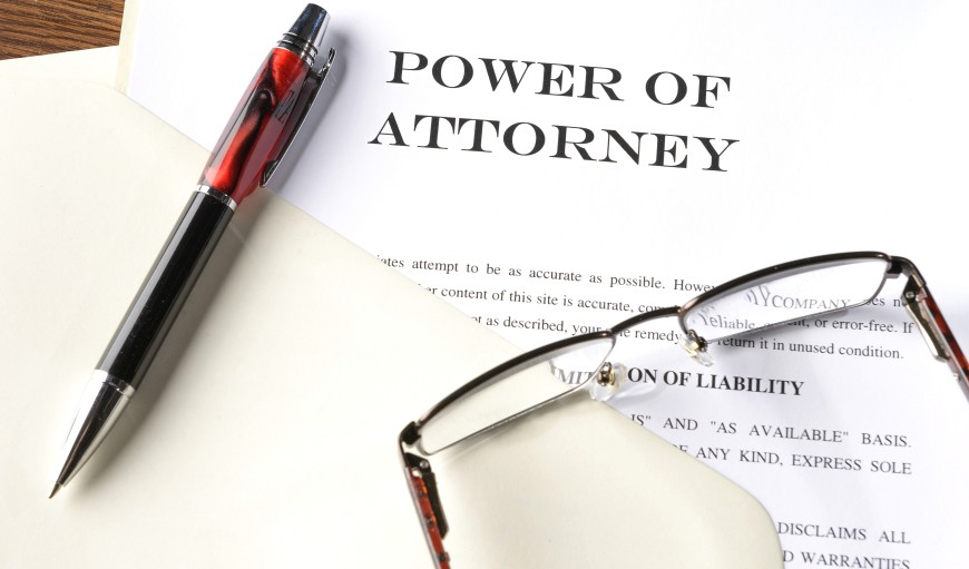 Virginia Power of Attorney