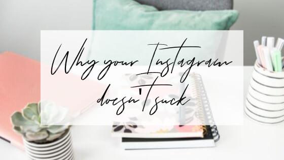 Instagram Mindset Shift