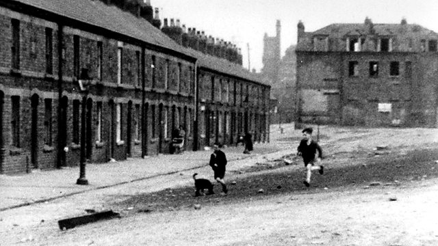 Morning in the Streets  (1959) Image courtesy BBC Archive.