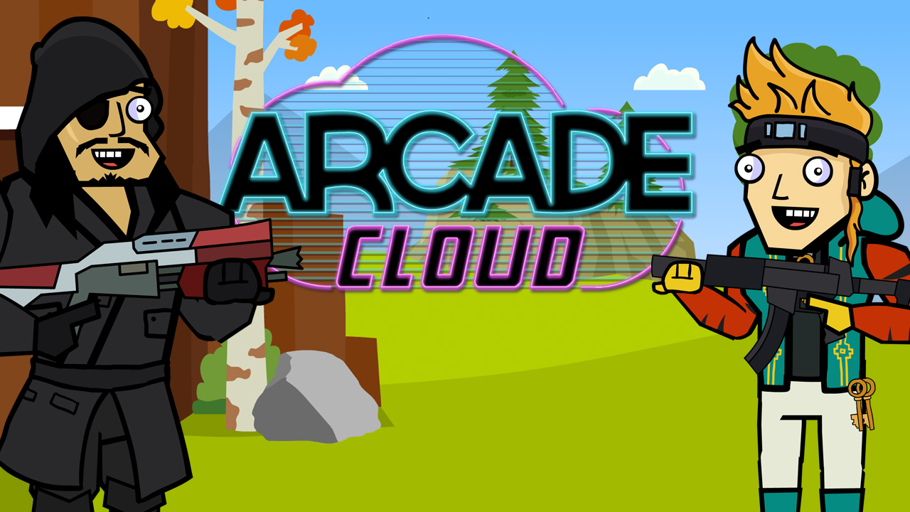 Arcade Cloud  is a gaming channel featuring original animations, can't miss countdowns, recaps of your favorite stories from across pop culture in 3 minutes, hilarious parodies, and, of course, everyone's favorite Fortnite inspired animated series The Squad!