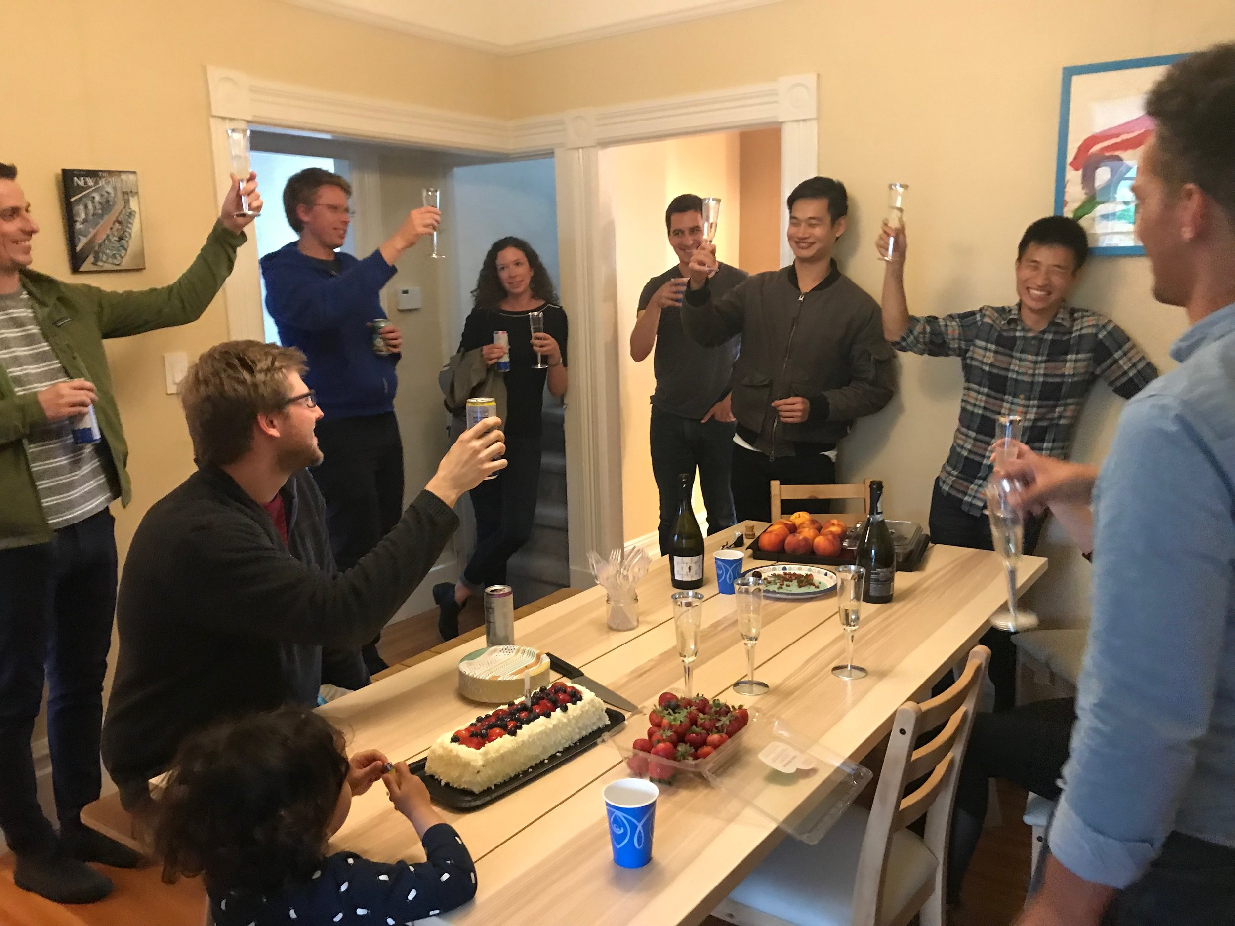 Alex's goodbye and Chris' Birthday party! - 6/14/2019