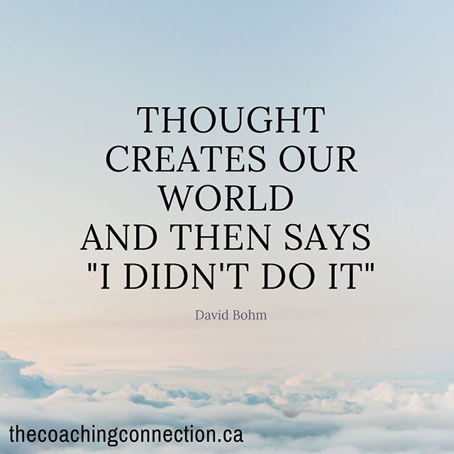 It's so easy to get stuck in our thoughts to the point they feel true and real. Learning strategies to defuse from your thoughts can help you avoid the tricks and live your best life!  https://www.thecoachingconnection.ca/optimal-wellness-coaching