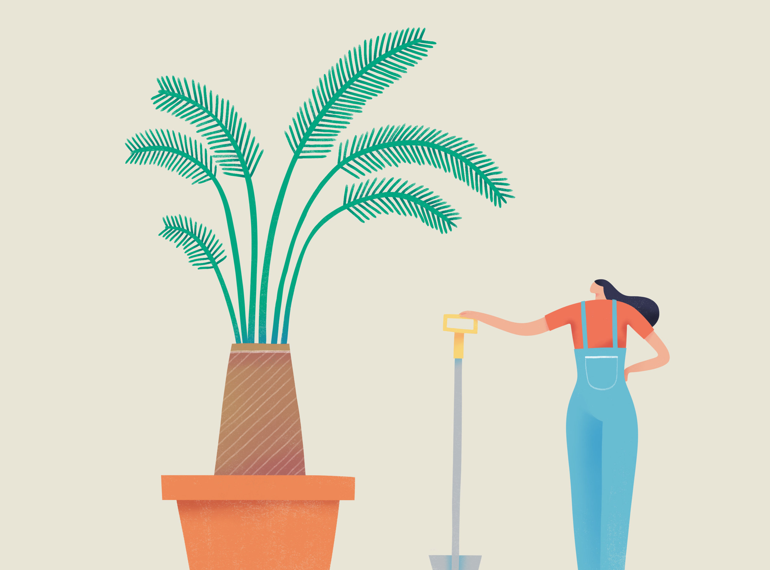 Become a houseplant ninja. - Yes, a lot of the information out there on houseplants consist of tips, headlines and surface level information [Yawn]. That's cool if you want to have a superficial relationship with your plants. But we know you're deep—and therefore want to satisfy your boundless curiosity and dig deeper into all that juicy information. (Plus it never hurts to impress that plant shop boy or girl on your next visit.)Enroll Now ➝