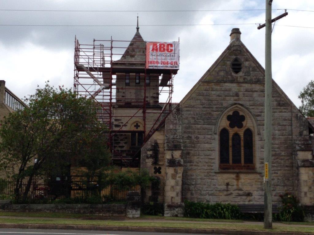 Anglican Church Springwood
