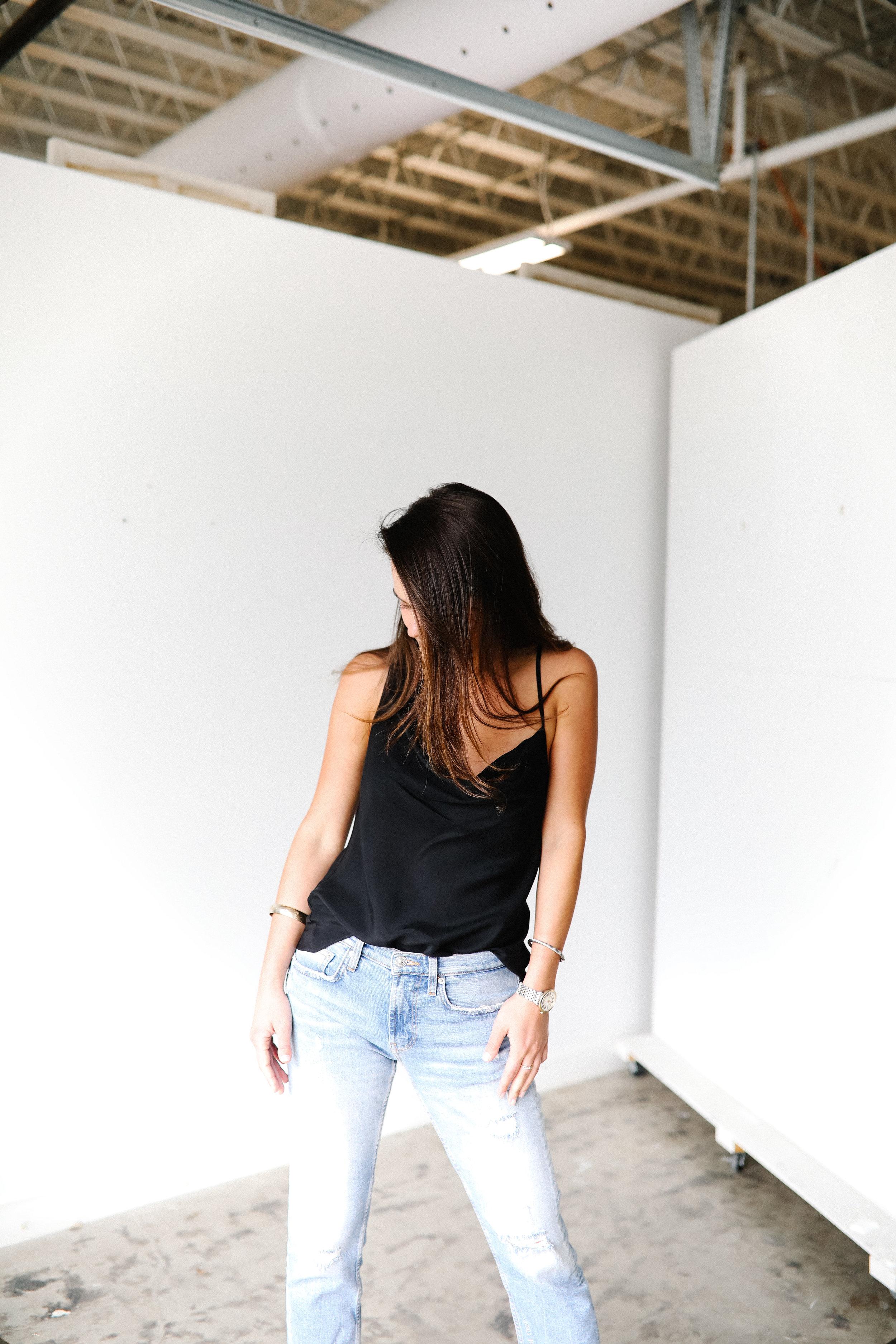 fashion + portrait photography