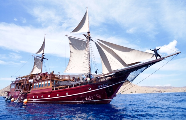 Northern Forgotten Islands - Indo - APRIL 9—21, 2019 *(Plus travel dates)12 Nights/13 Days aboard the ARENUI