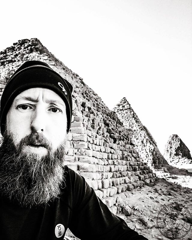 Our instructor Justin leading the diving expedition under an ancient pyramid!!! Going where no diver has gone before! Like or follow his adventures @shelter_and_storm !! 🗺 ✈️ #scubadiving #scuba #diving #sudan #africa #adventuretime #outside #travel #wanderlust #badass #udt #pyramids #history #shelterandstorm #archeology #northafrica