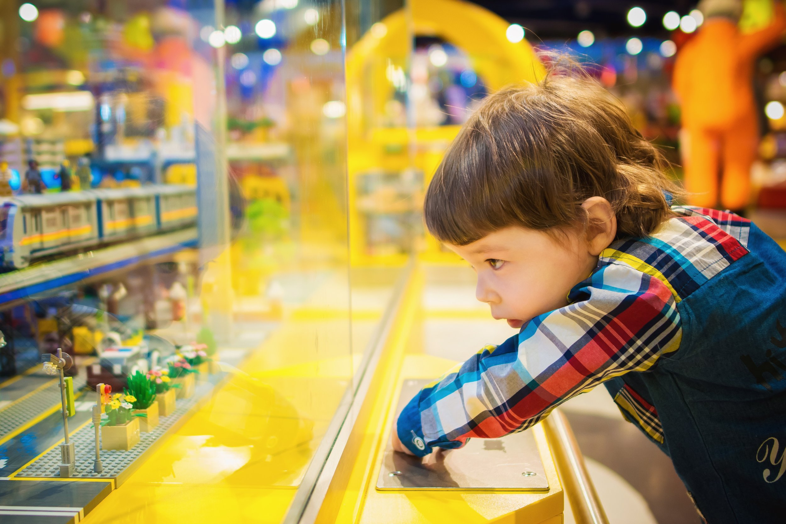 The Value of Sensory Play -