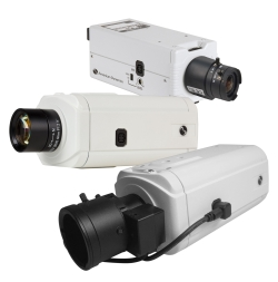 Box Style Security Camera
