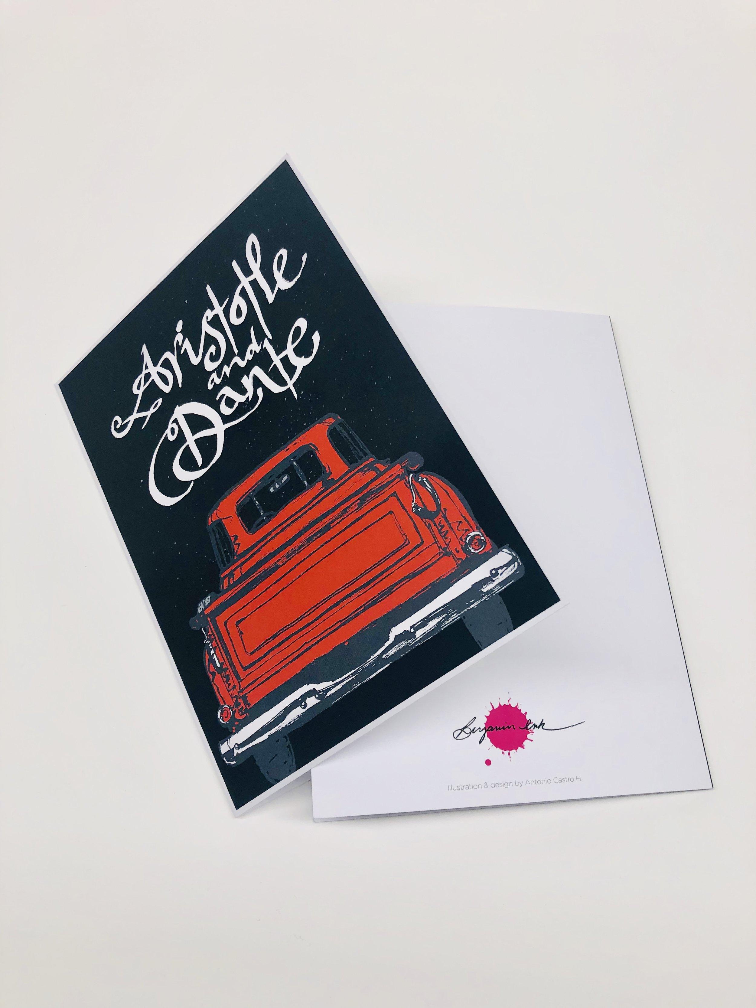 Ari & Dante Truck Greeting Card.jpg