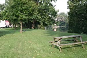 Our Sites - All of our sites offer full hookup, river frontage and FREE WIFI.