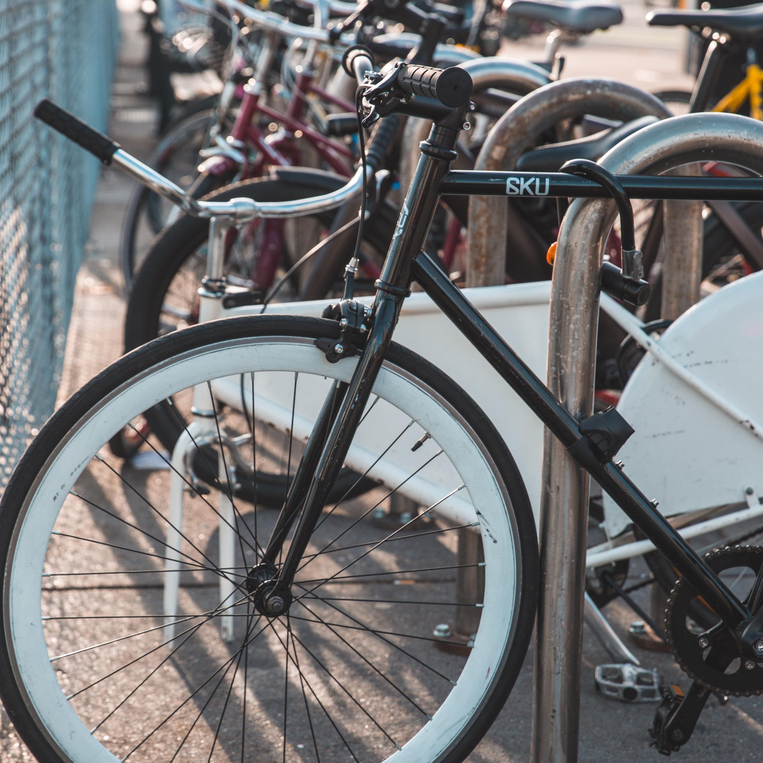 A walk/bike community