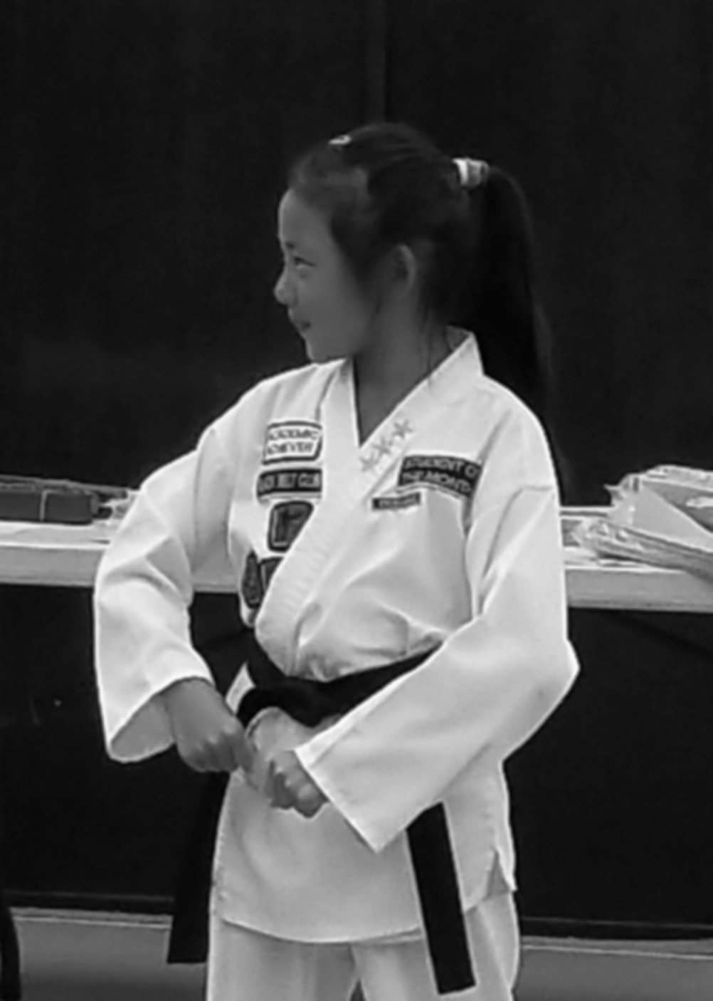 Asian Black Belt