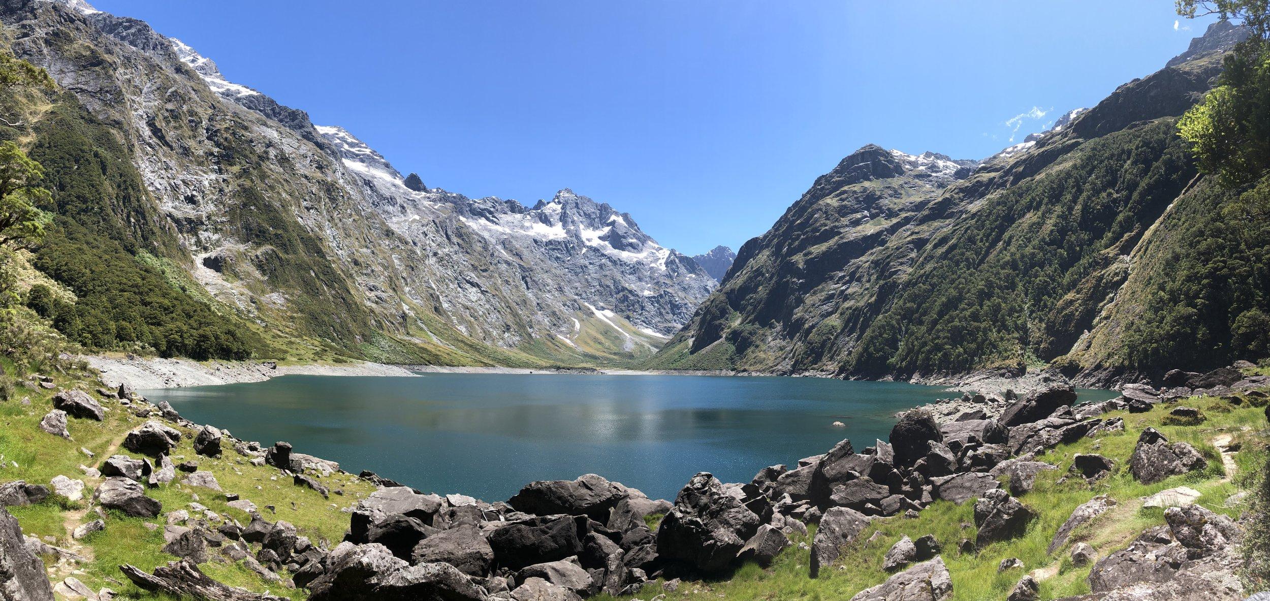 Lake Marion, Fiordland National Park