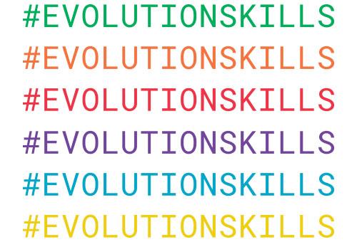 ¿Qué es evolution skills®? - Evolution Skills® es el conjunto de habilidades que el ser humano necesita desarrollar para lograr el bienestar y éxito de vida. A través de las Evolution Skills® SWITCH te brinda las herramientas necesarias para lograrlo.Evolution Skills® es un método desarrollado por la Psicóloga Natalia Collado, fundadora y CEO de Switch.