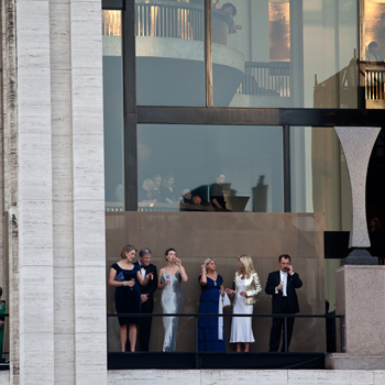 Drinks outside the MET opening night 2011.jpg