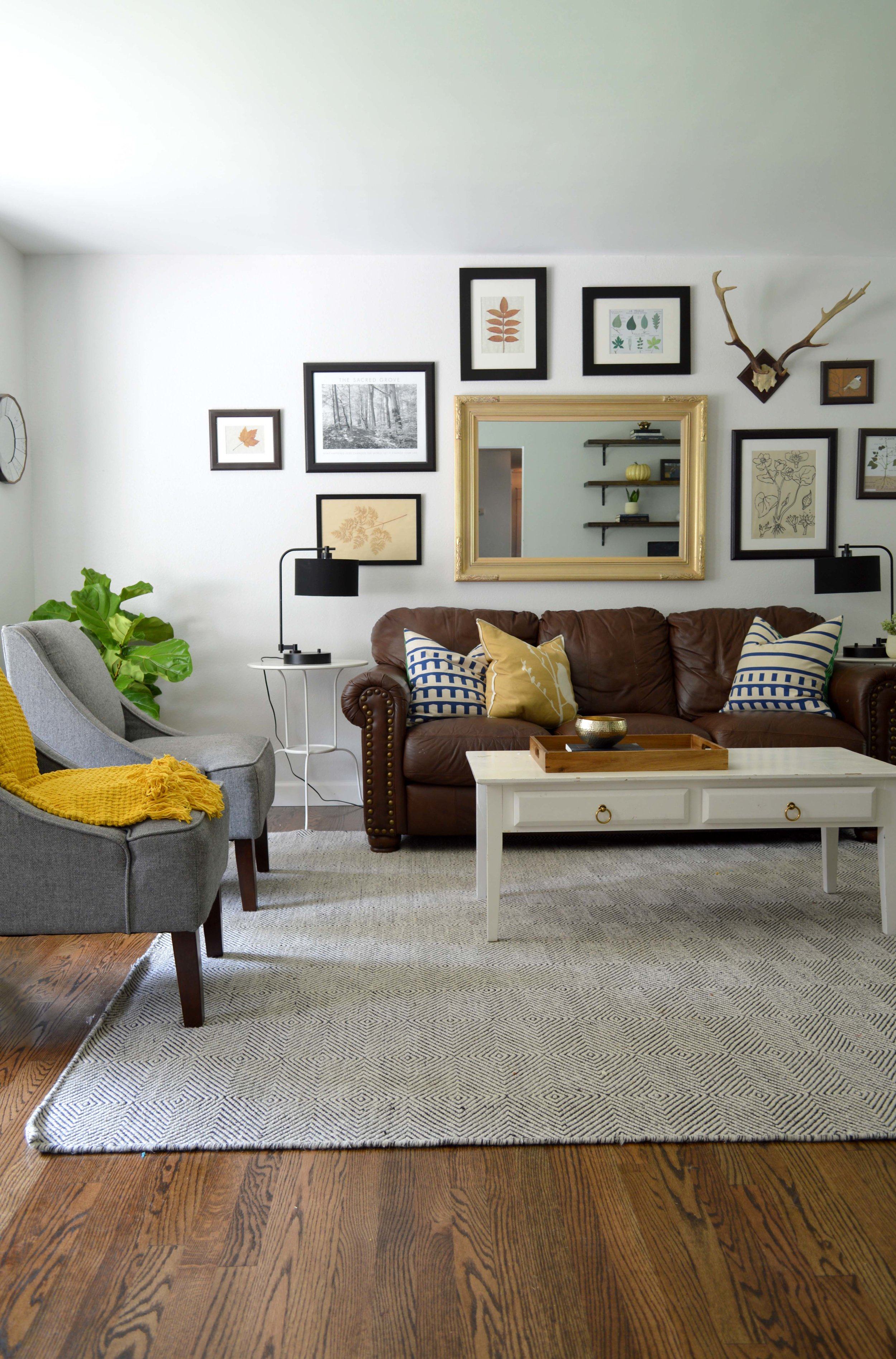 5 tips to create a beautiful gallery wall