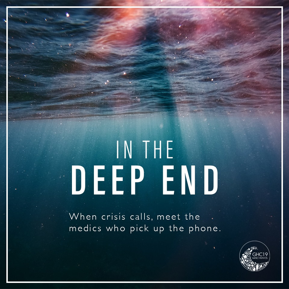 Copy of In The Deep End