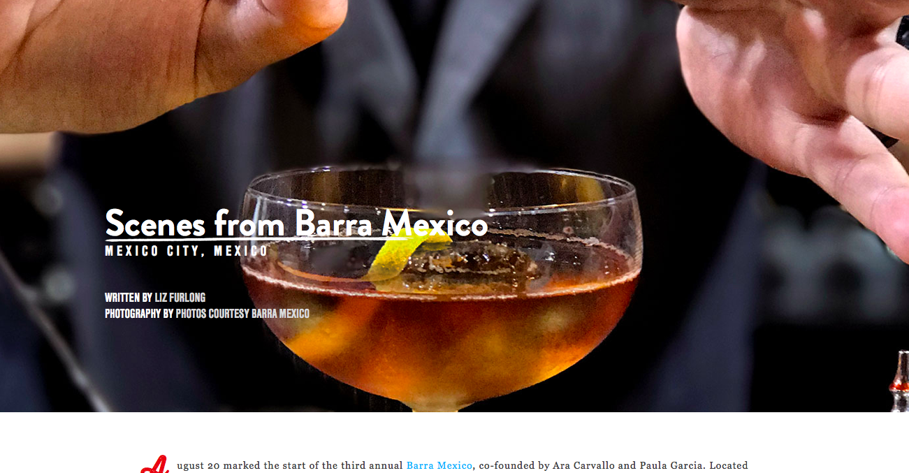 New Worlder- Scenes from Barra Mexico