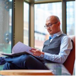 Raziff SharilExecutive MBA - The Executive MBA gave Raziff Sharil a fresh perspective on global business and allowed him to pursue a new career in management research.