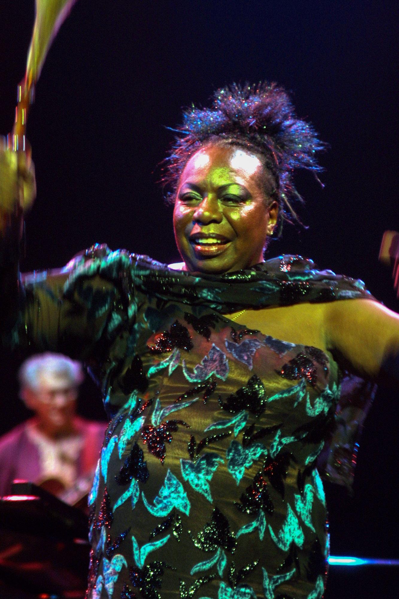 Dr. Nina Simone -