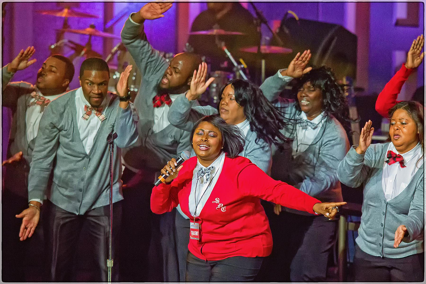 Salvation-Deliverance - at Super Bowl Gospel Explosion