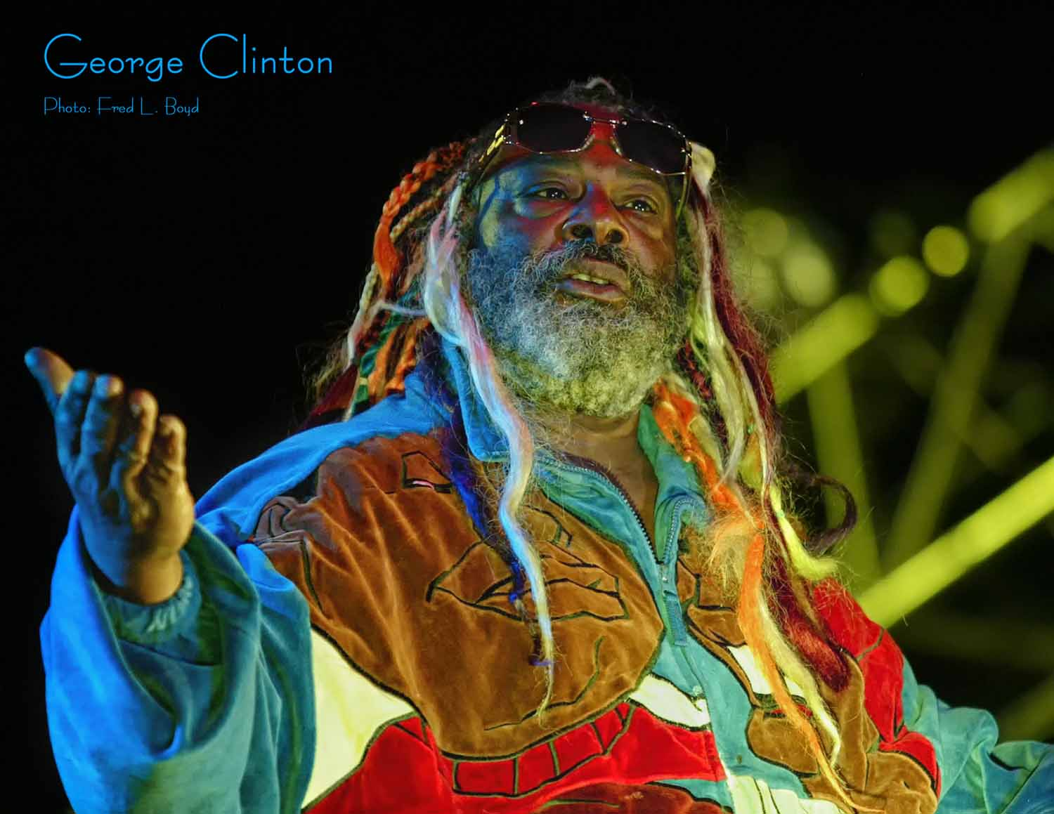 George Clinton -