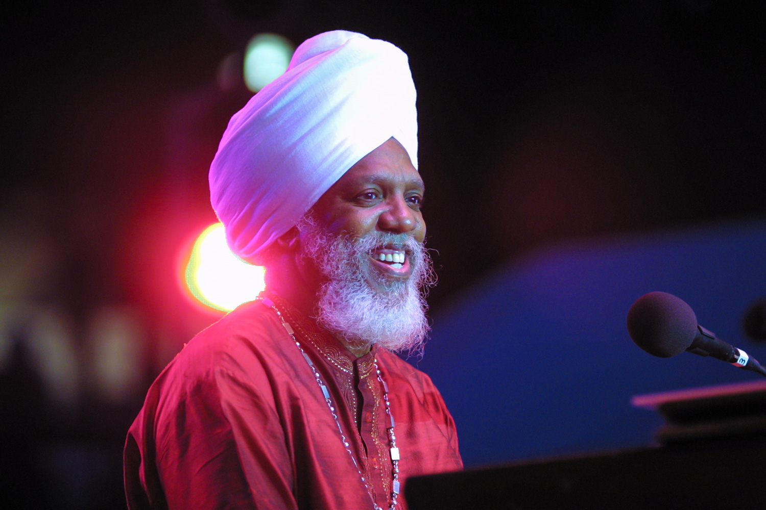 Dr. Lonnie Smith -