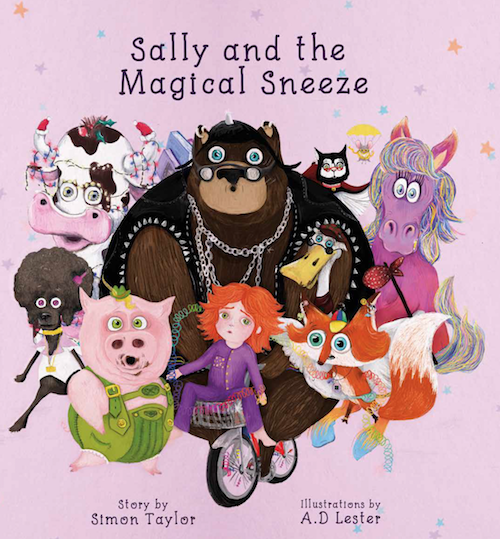 Sally and The Magical Sneeze